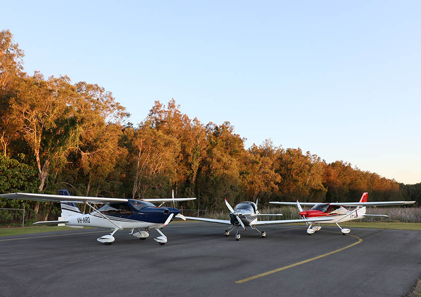 3 Planes