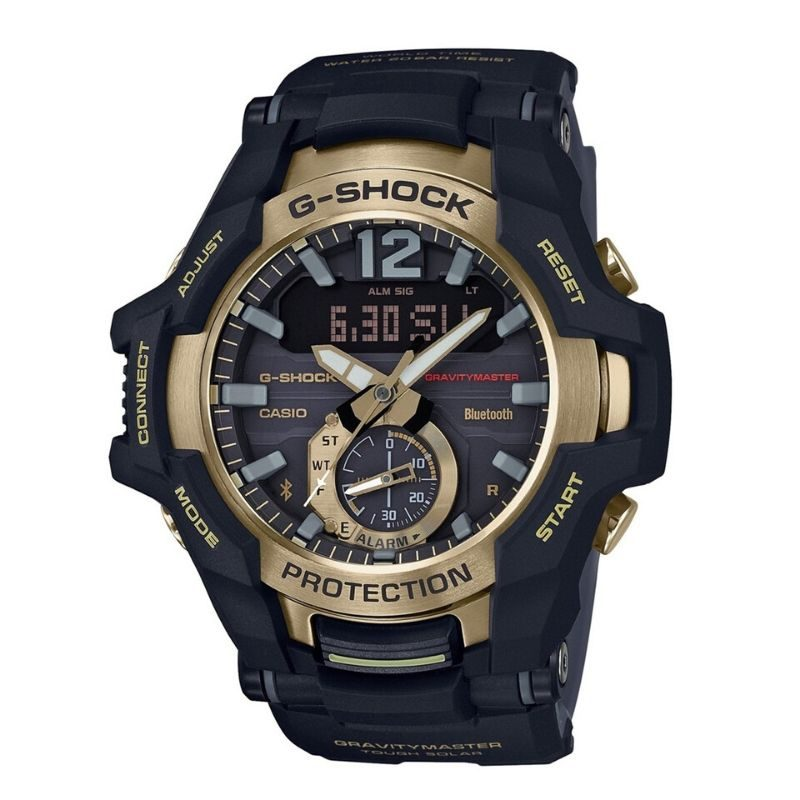 GShock Watch2