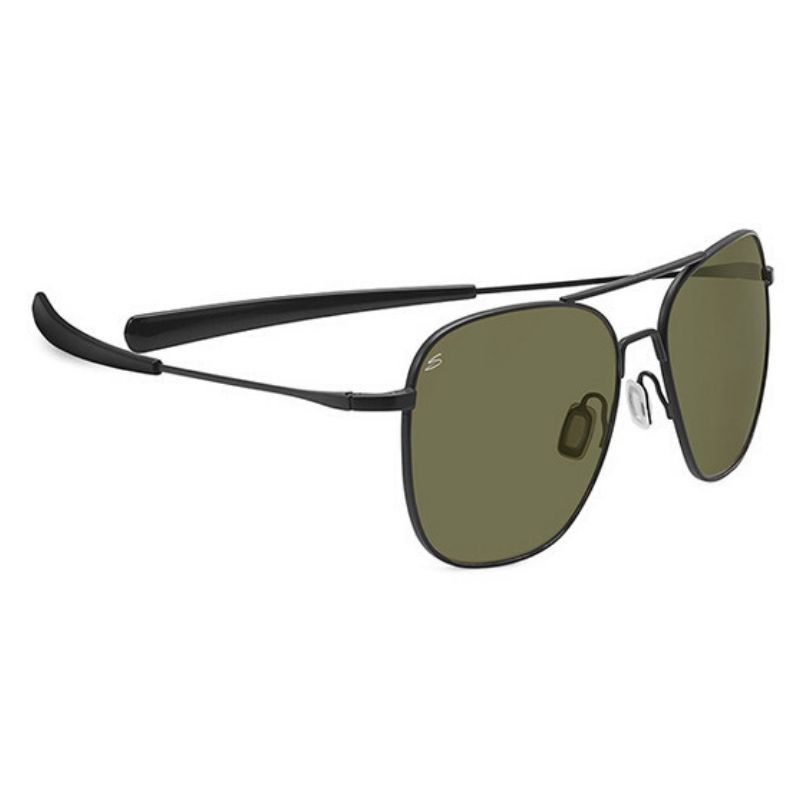 Serengeti Aerial - Satin Black - Non Polarized 555nm - 7976 (2)