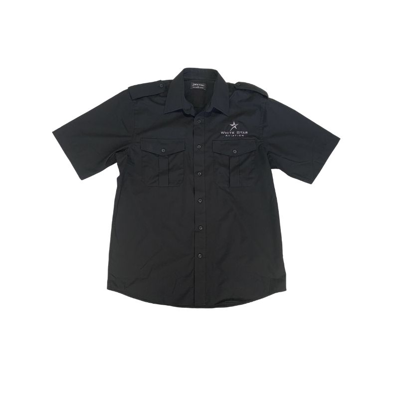 White Star Pilot Shirt